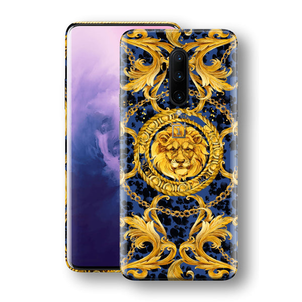 OnePlus 7T PRO Print Custom SIGNATURE Golden Luxuriousness Skin, Wrap, Decal, Protector, Cover by EasySkinz | EasySkinz.com