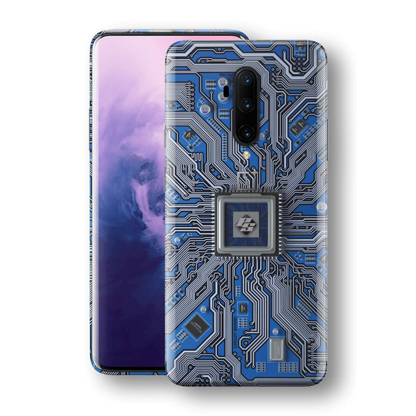 OnePlus 7T PRO Print Custom SIGNATURE PCB BOARD Skin, Wrap, Decal, Protector, Cover by EasySkinz | EasySkinz.com