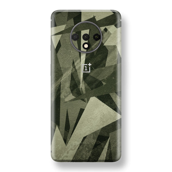 OnePlus 7T Print Custom SIGNATURE CAMO Fabric Skin, Wrap, Decal, Protector, Cover by EasySkinz | EasySkinz.com