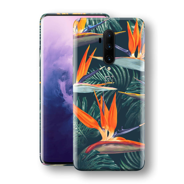 OnePlus 7T PRO Print Custom SIGNATURE Tropical Twilight Skin, Wrap, Decal, Protector, Cover by EasySkinz | EasySkinz.com