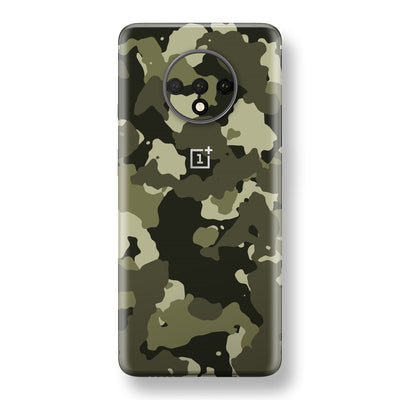 OnePlus 7T Print Custom SIGNATURE JUNGLE Camo Skin, Wrap, Decal, Protector, Cover by EasySkinz | EasySkinz.com