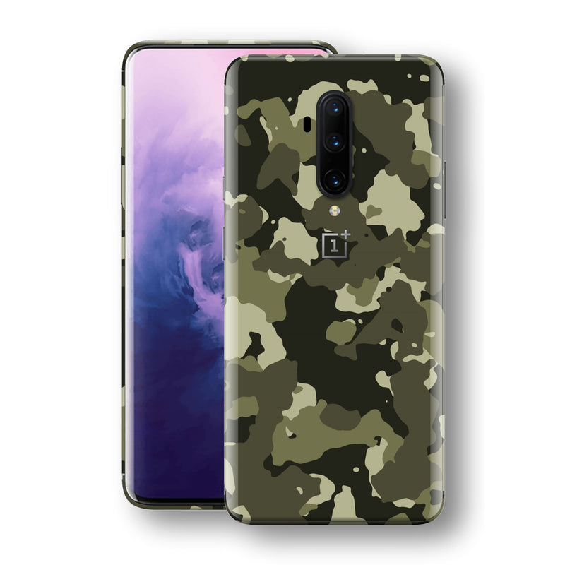 OnePlus 7T PRO Print Custom SIGNATURE JUNGLE Camo Skin, Wrap, Decal, Protector, Cover by EasySkinz | EasySkinz.com