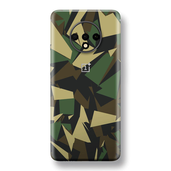 OnePlus 7T Print Custom SIGNATURE Abstract CAMOUFLAGE Skin, Wrap, Decal, Protector, Cover by EasySkinz | EasySkinz.com