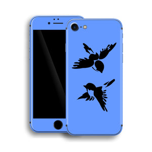 iPhone 8 SPARROW Custom Design Edition Skin Wrap Decal Protector Cover | EasySkinz