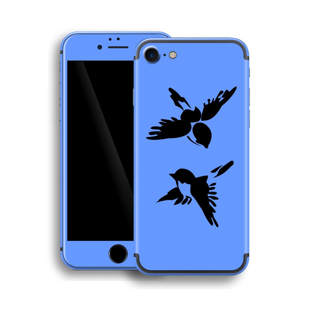 iPhone 7 SPARROW Custom Design Edition Skin Wrap Decal Protector Cover | EasySkinz