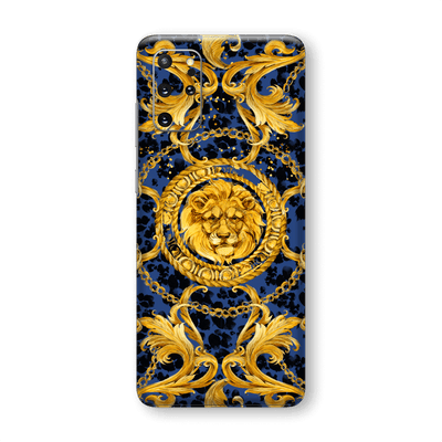 Samsung Galaxy S20+ PLUS SIGNATURE Golden Luxuriousness Skin, Wrap, Decal, Protector, Cover by EasySkinz | EasySkinz.com
