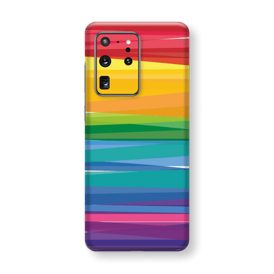 Samsung Galaxy S20 ULTRA SIGNATURE MULTICOLOURS Skin, Wrap, Decal, Protector, Cover by EasySkinz | EasySkinz.com