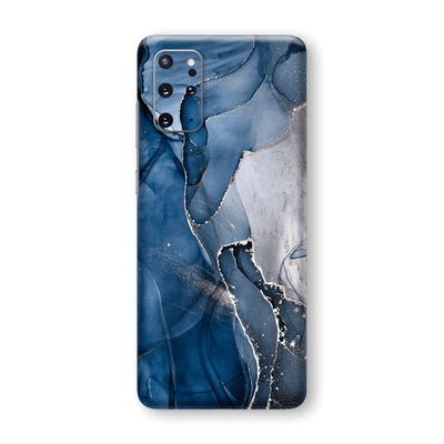Samsung Galaxy S20+ PLUS SIGNATURE AGATE GEODE Dark Blue Skin, Wrap, Decal, Protector, Cover by EasySkinz | EasySkinz.com