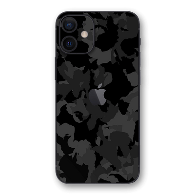 iPhone 12 mini SIGNATURE Camouflage DARK SLATE Skin, Wrap, Decal, Protector, Cover by EasySkinz | EasySkinz.com