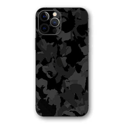 iPhone 12 Pro MAX SIGNATURE Camouflage DARK SLATE Skin, Wrap, Decal, Protector, Cover by EasySkinz | EasySkinz.com