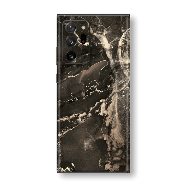 Samsung Galaxy NOTE 20 ULTRA SIGNATURE AGATE GEODE Lunar Dust Dark Skin, Wrap, Decal, Protector, Cover by EasySkinz | EasySkinz.com