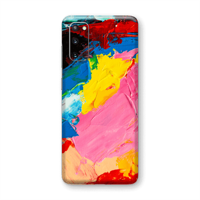 Samsung Galaxy S20 SIGNATURE Colour Storm Canvas Skin, Wrap, Decal, Protector, Cover by EasySkinz | EasySkinz.com