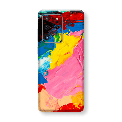 Samsung Galaxy S20 ULTRA SIGNATURE Colour Storm Canvas Skin, Wrap, Decal, Protector, Cover by EasySkinz | EasySkinz.com