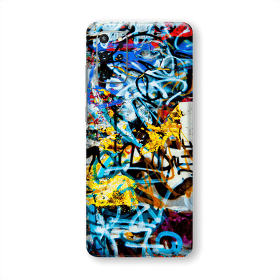 Samsung Galaxy S20+ PLUS Print Printed Custom SIGNATURE Urban Street Art Graffiti Skin Wrap Sticker Decal Cover Protector by EasySkinz