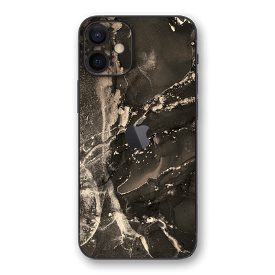 iPhone 12 SIGNATURE AGATE GEODE Lunar Dust Skin, Wrap, Decal, Protector, Cover by EasySkinz | EasySkinz.com