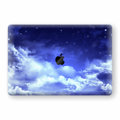 "MacBook Pro 13"" (2019) Print Custom Signature Pole Star Skin Wrap Decal by EasySkinz"