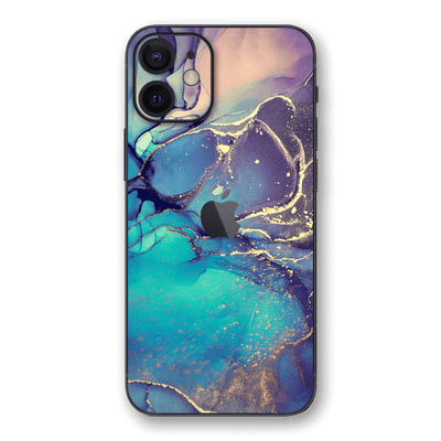 iPhone 12 SIGNATURE AGATE GEODE Aurora Skin, Wrap, Decal, Protector, Cover by EasySkinz | EasySkinz.com
