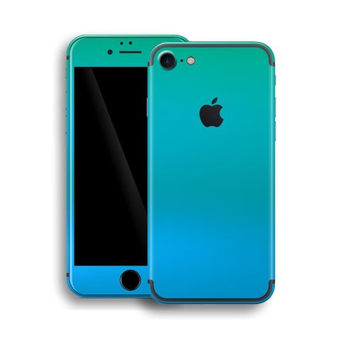 iPhone 7 Chameleon Caribbean Colour-changing Skin, Wrap, Decal, Protector, Cover by EasySkinz | EasySkinz.com