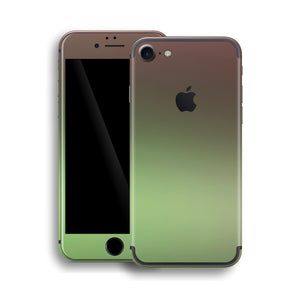 iPhone 7 Chameleon Avocado Colour-changing Skin, Wrap, Decal, Protector, Cover by EasySkinz | EasySkinz.com