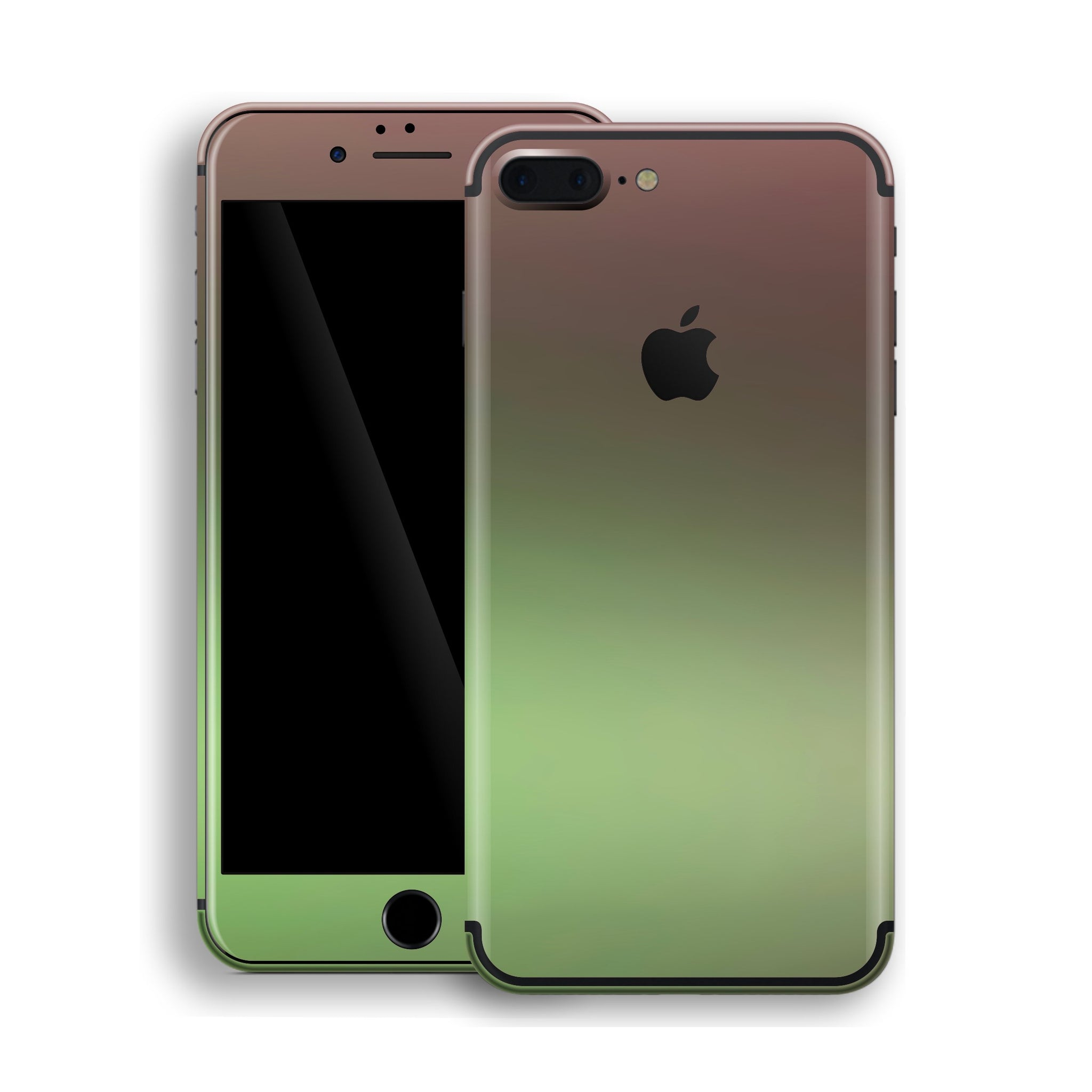 iPhone 7 Plus Chameleon Avocado Colour-Changing Skin, Decal, Wrap, Protector, Cover by EasySkinz | EasySkinz.com