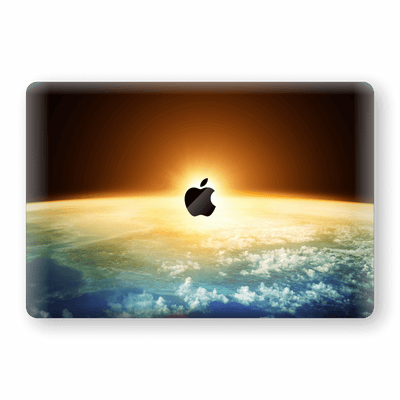 "MacBook Pro 15"" Touch Bar Print Custom Signature Sunset Skin Wrap Decal by EasySkinz"