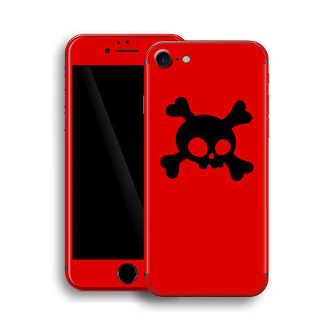 iPhone 8 Skull Custom Design Skin, Wrap, Decal, Protector, Cover by EasySkinz | EasySkinz.com