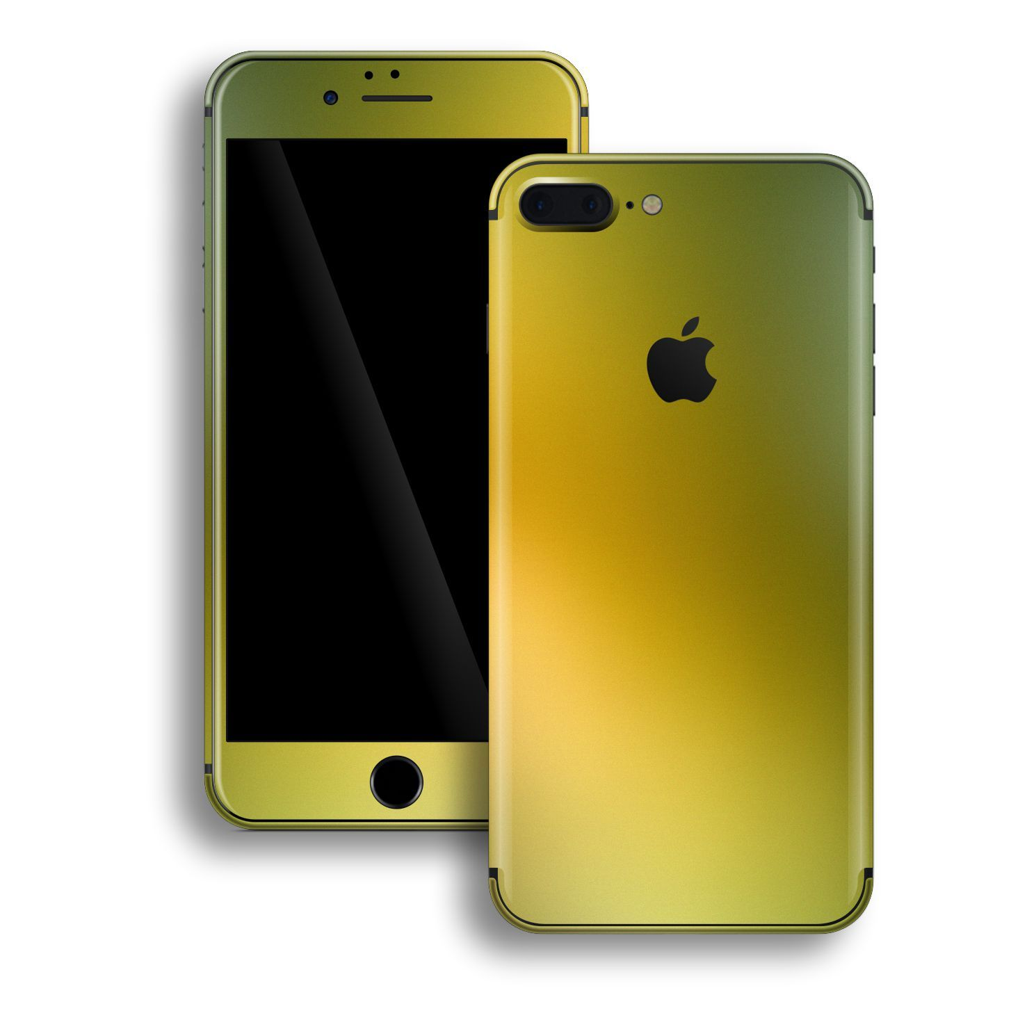 iPhone 8 Plus Chameleon NEPHRITE-GOLD Colour-Changing Skin, Decal, Wrap, Protector, Cover by EasySkinz | EasySkinz.com