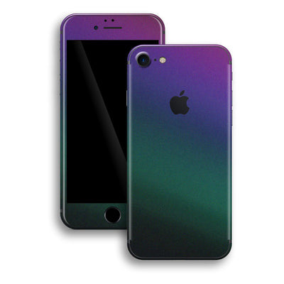 iPhone 8 Chameleon DARK OPAL Colour-changing Skin, Wrap, Decal, Protector, Cover by EasySkinz | EasySkinz.com