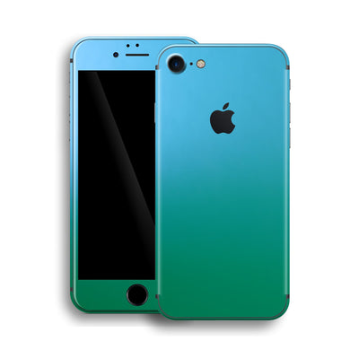iPhone 8 Chameleon Caribbean Colour-changing Skin, Wrap, Decal, Protector, Cover by EasySkinz | EasySkinz.com