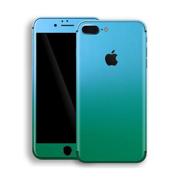 iPhone 8 Plus Chameleon Caribbean Colour-Changing Skin, Decal, Wrap, Protector, Cover by EasySkinz | EasySkinz.com