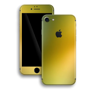 iPhone 8 Chameleon NEPHRITE-GOLD Colour-changing Skin, Wrap, Decal, Protector, Cover by EasySkinz | EasySkinz.com