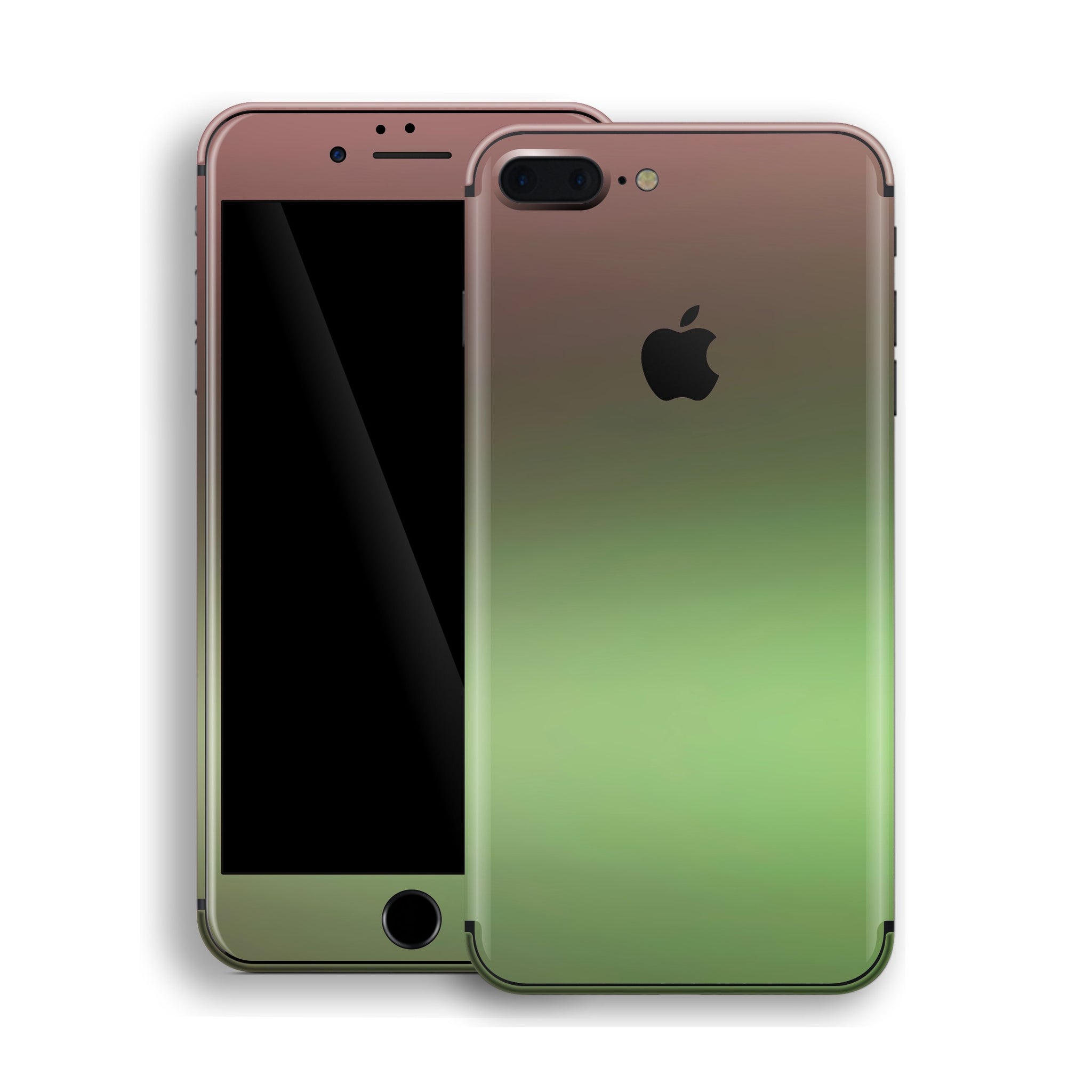iPhone 8 Plus Chameleon AVOCADO Colour-Changing Skin, Decal, Wrap, Protector, Cover by EasySkinz | EasySkinz.com