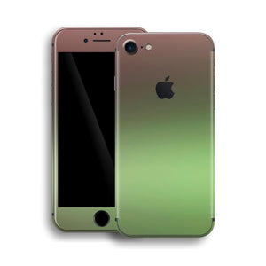 iPhone 8 Chameleon Avocado Colour-changing Skin, Wrap, Decal, Protector, Cover by EasySkinz | EasySkinz.com