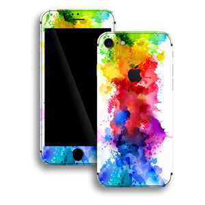 iPhone 8 Print Custom Signature Watercolour Skin Wrap Decal by EasySkinz