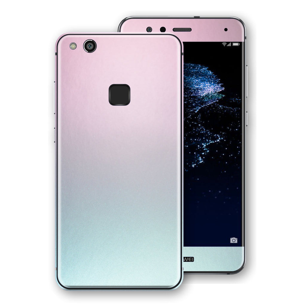 huawei p10 lite chameleon amethyst skin wrap decal easyskinz. Black Bedroom Furniture Sets. Home Design Ideas