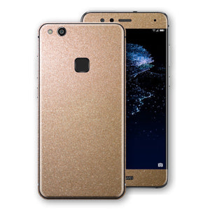 Huawei P10 LITE Antique Bronze Metallic Skin, Decal, Wrap, Protector, Cover by EasySkinz | EasySkinz.com