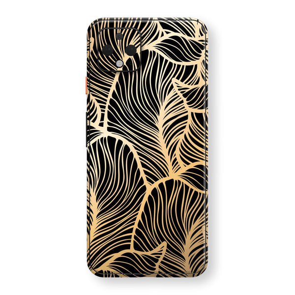 Google Pixel 4 XL Print Custom SIGNATURE Abstarct Royal Floral Skin, Wrap, Decal, Protector, Cover by EasySkinz | EasySkinz.com