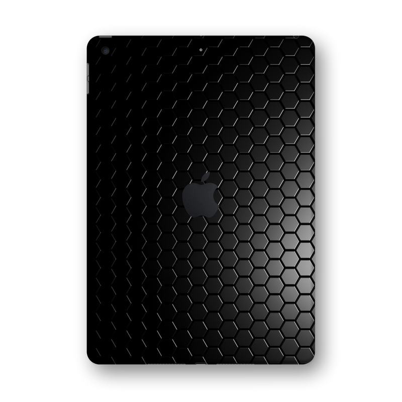 "iPad 10.2"" (7th Gen, 2019) SIGNATURE Abstract HONEYCOMB Skin Wrap Sticker Decal Cover Protector by EasySkinz"