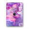 "iPad 10.2"" (7th Gen, 2019) SIGNATURE Abstract PURPLE Paint Skin Wrap Sticker Decal Cover Protector by EasySkinz"