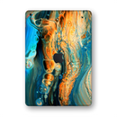 "iPad 10.2"" (7th Gen, 2019) SIGNATURE Alcohol Ink Art Skin Wrap Sticker Decal Cover Protector by EasySkinz"