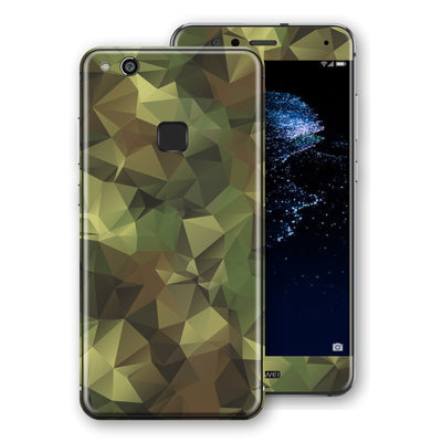Huawei P10 LITE Print Custom Signature Camouflage Abstract Skin Wrap Decal by EasySkinz