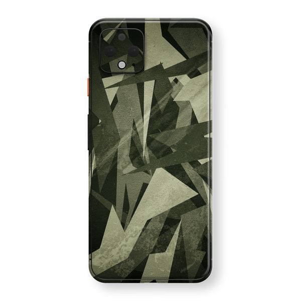 Google Pixel 4 XL Print Custom SIGNATURE CAMO Fabric Skin, Wrap, Decal, Protector, Cover by EasySkinz | EasySkinz.com