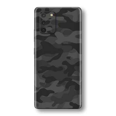 Samsung Galaxy S10 LITE Print Printed Custom SIGNATURE Camouflage DARK SLATE Skin Wrap Sticker Decal Cover Protector by EasySkinz