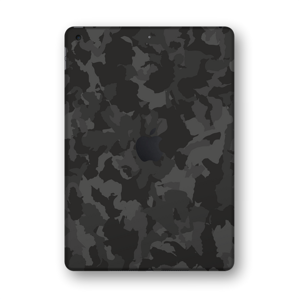 "iPad 10.2"" (7th Gen, 2019) SIGNATURE Camouflage DARK SLATE Skin Wrap Sticker Decal Cover Protector by EasySkinz"