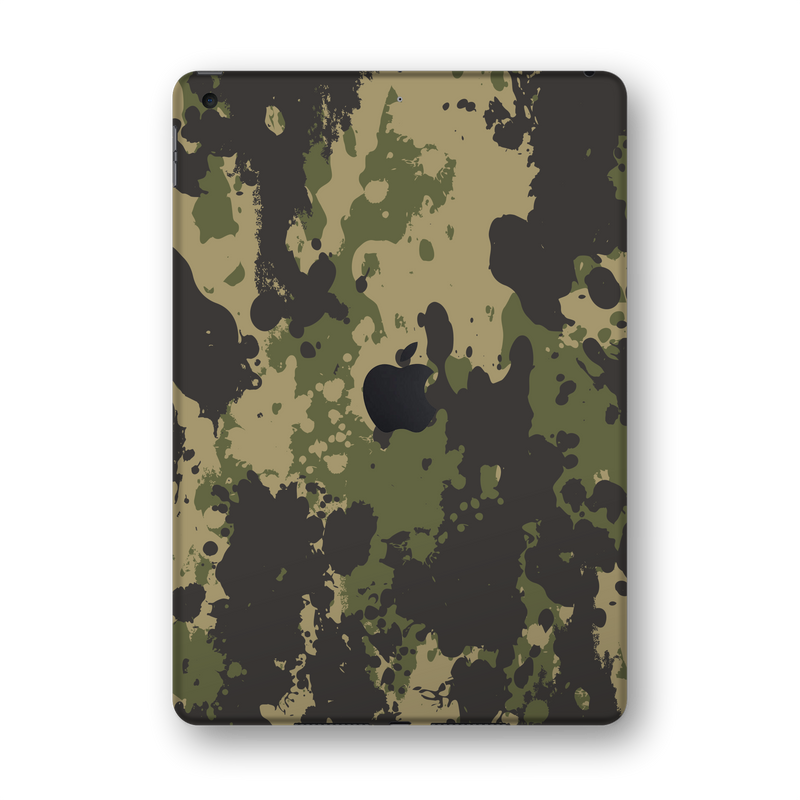 "iPad 10.2"" (7th Gen, 2019) SIGNATURE Camouflage SPLATTER Skin Wrap Sticker Decal Cover Protector by EasySkinz"