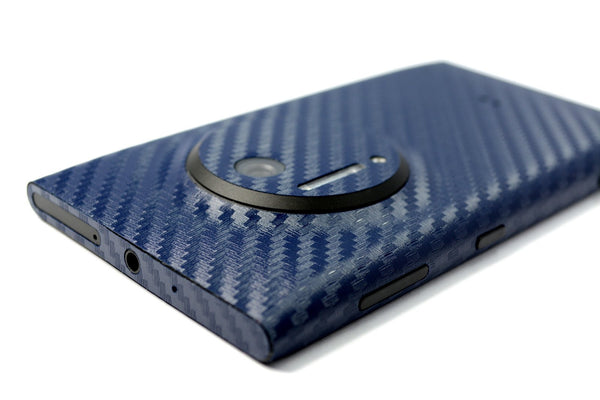 Nokia Lumia 1020 Navy Blue Skin
