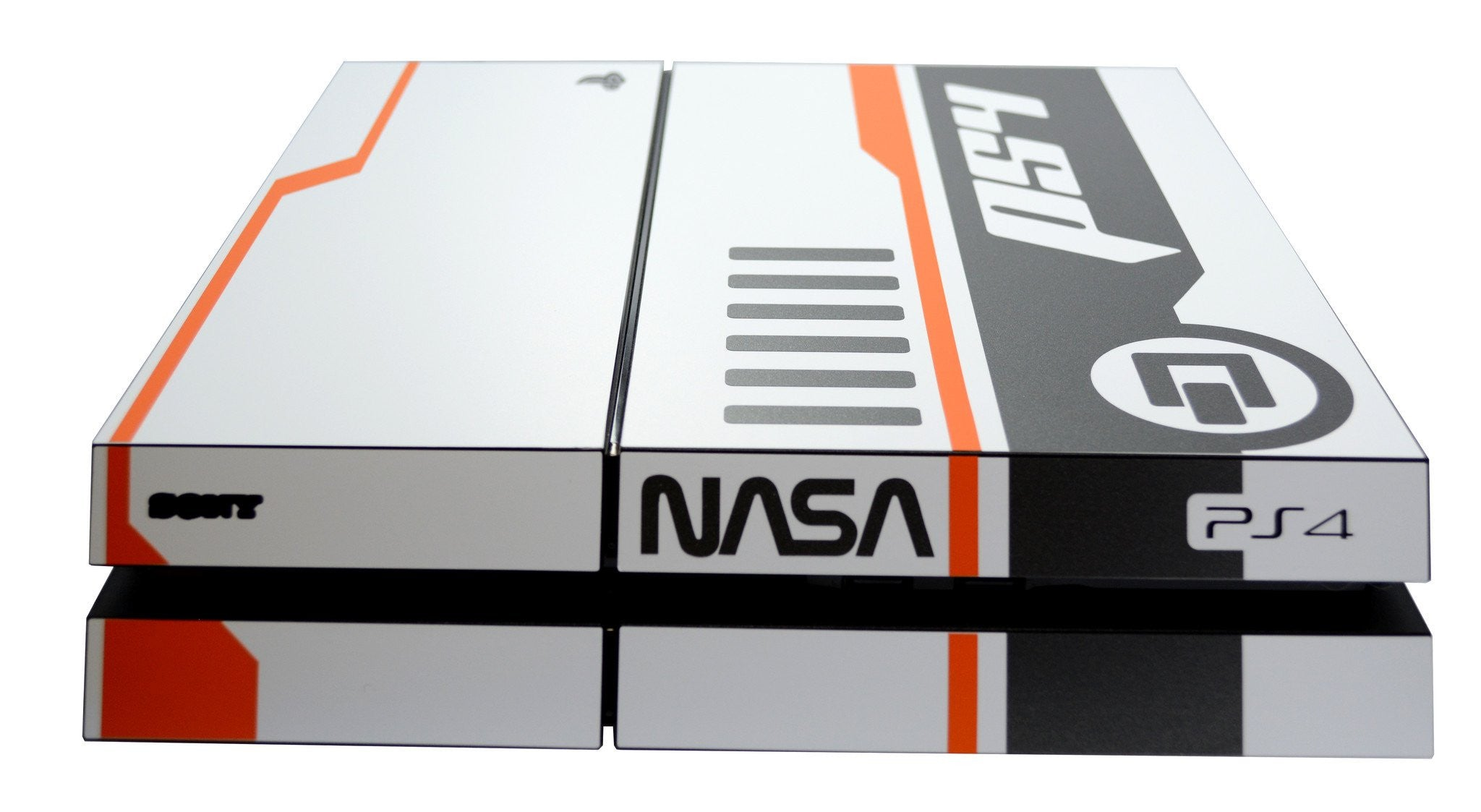 playstation 4 space shuttle skin