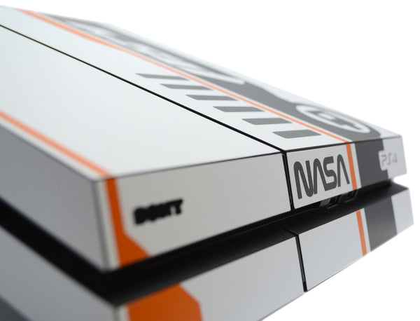 playstation 4 nasa skin