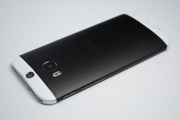 HTC One M8 black white skin