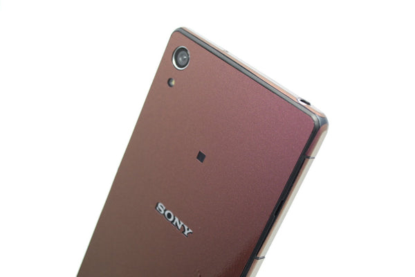 Sony Xperia Z2 purple red gold
